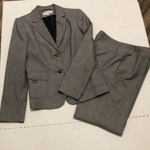 Calvin Klein 2piece Pant Suit/Blazer SZ 10 EUC